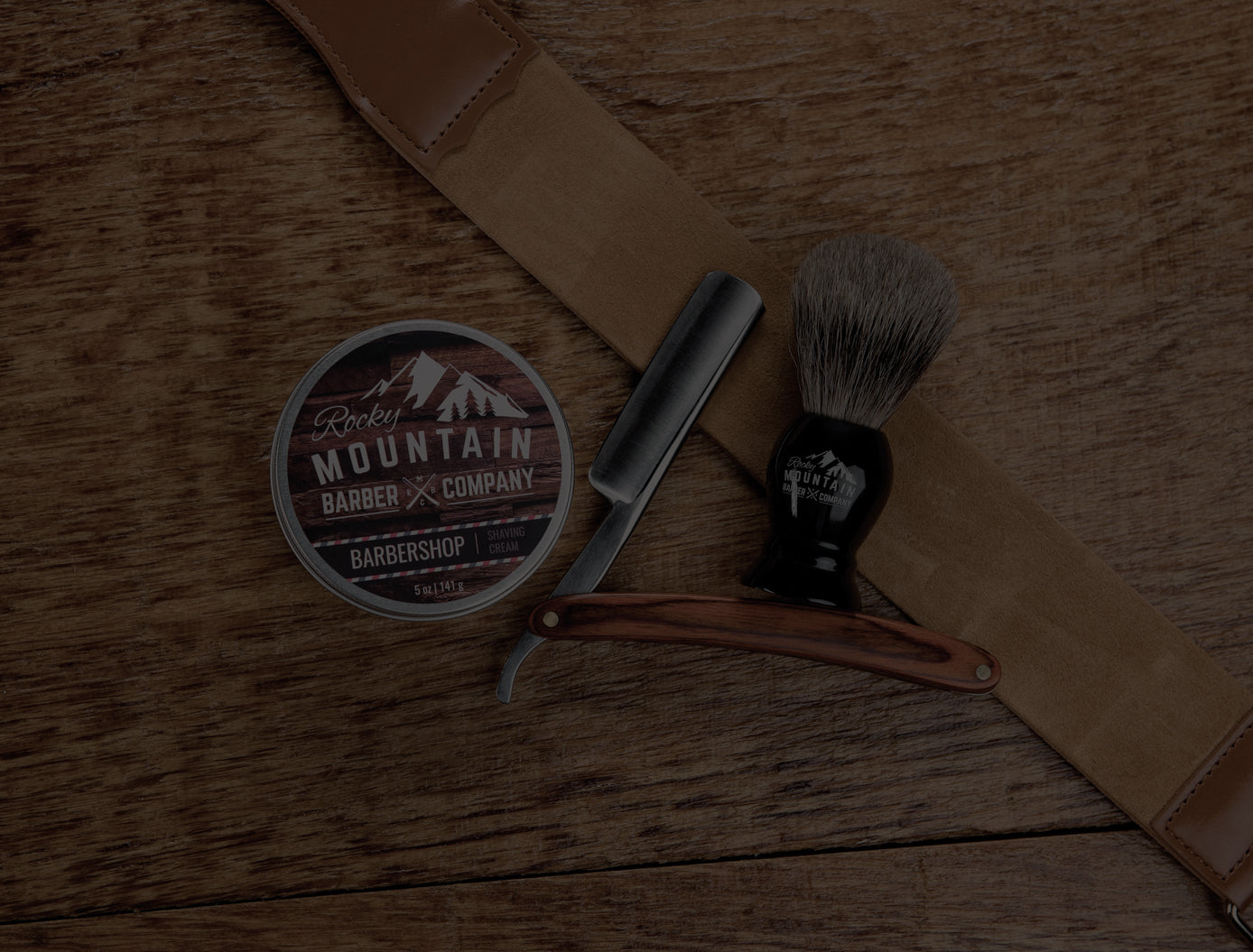 Men's Shaving Kits & Bundles