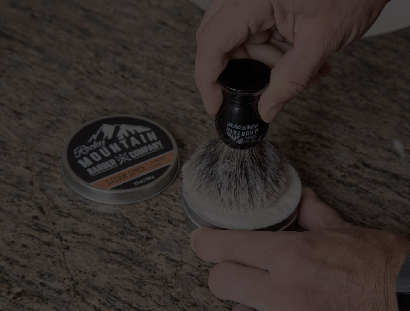 Men's Shaving Creams Collection Shave Gel, Shaving Cream and Shave Soaps