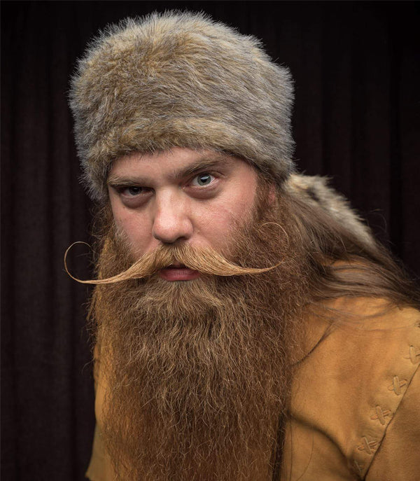 Davey Crocket Beard