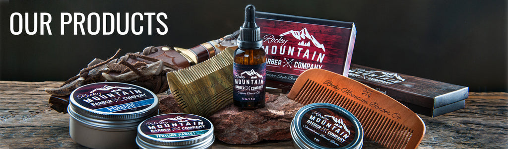 Canadian Men's Grooming Products