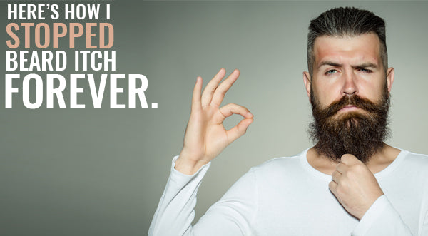 Here's How I Stopped Beard Itch FOREVER – Rocky Mountain Barber Co