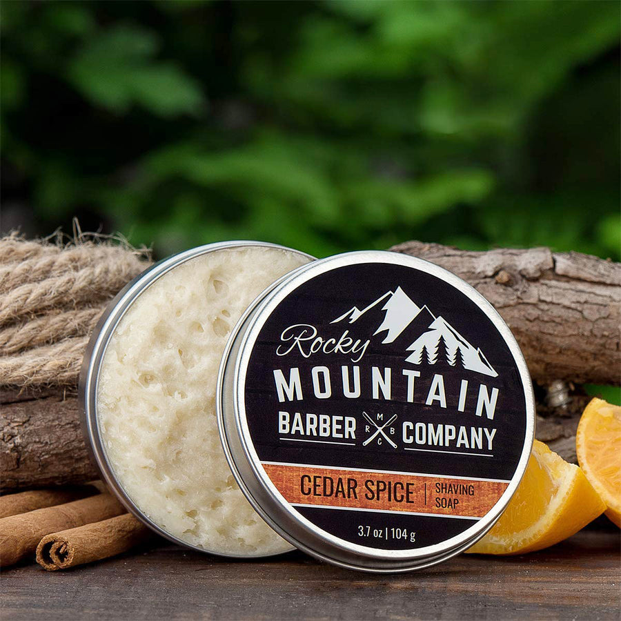 Shaving Soap | Cedar Spice