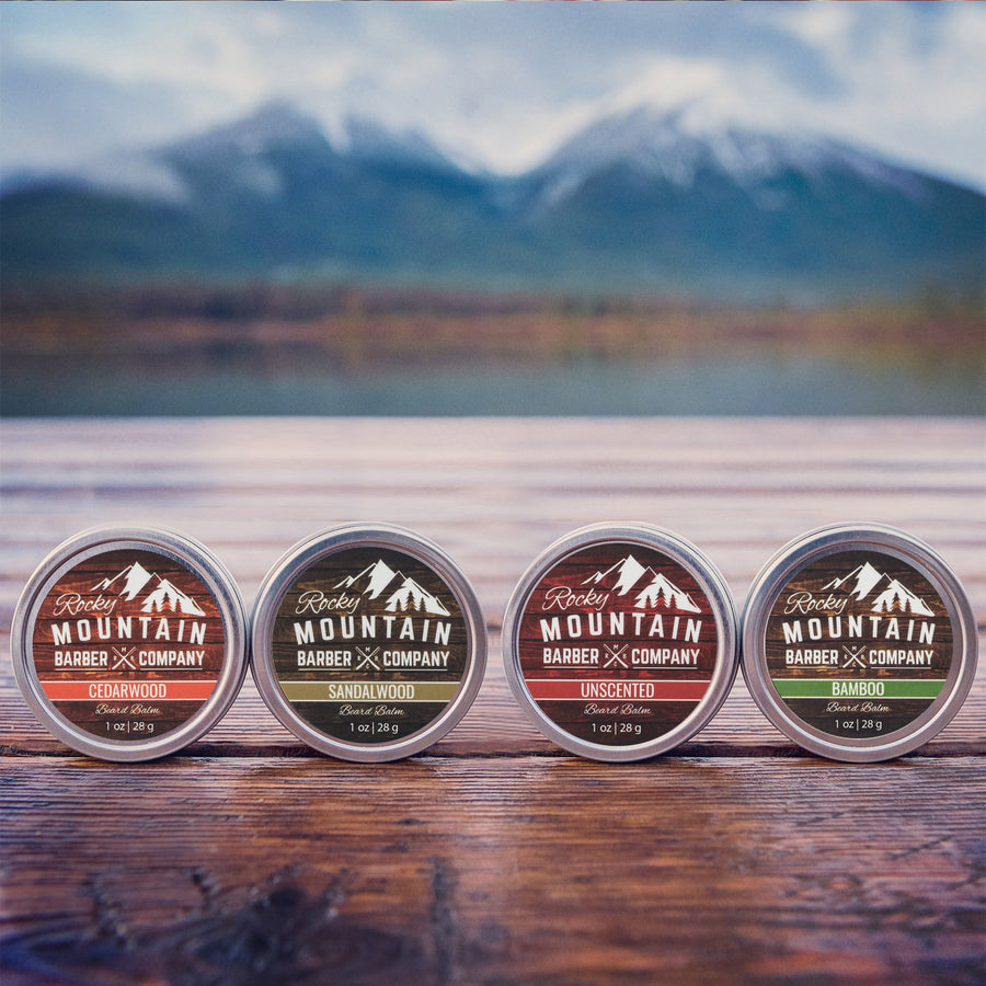Beard Balm Variety Pack (1 oz each)