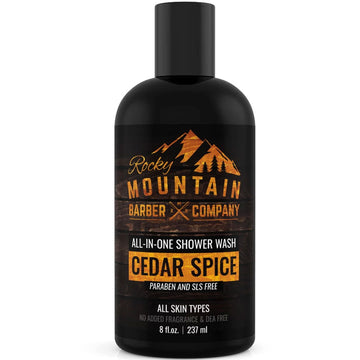 All-In-One Shower Wash | Cedar Spice