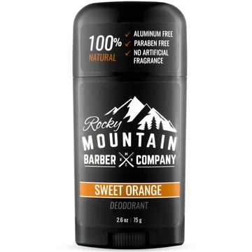 Rocky Mountain Barber Deodorant