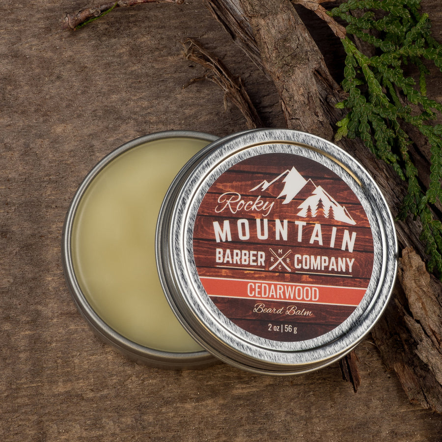 Cedarwood Beard Balm