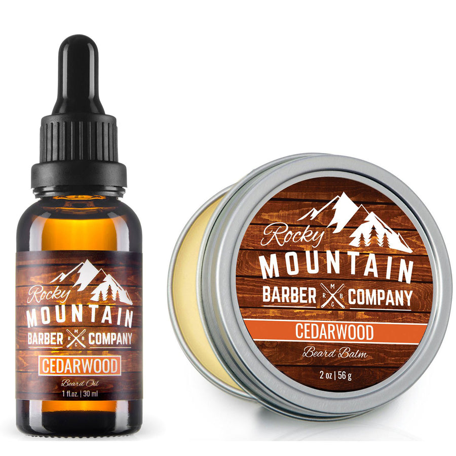 Beard Balm & Beard Oil Survival Kits