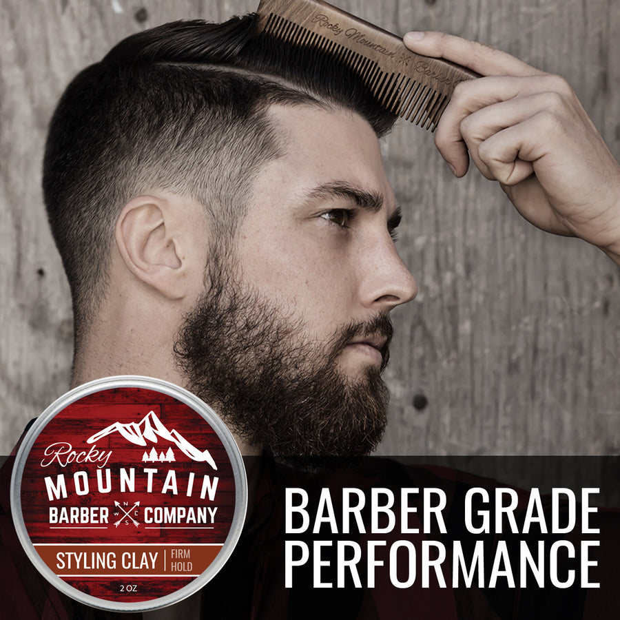 styling clay for hair s hair styling clay rocky mountain barber co s 2958 | SC 01 900x