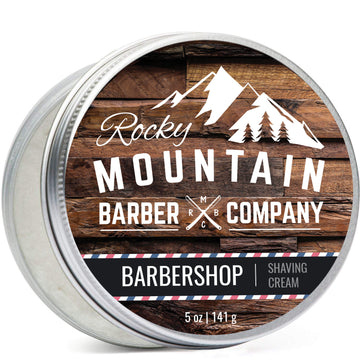Barbershop Shaving Cream