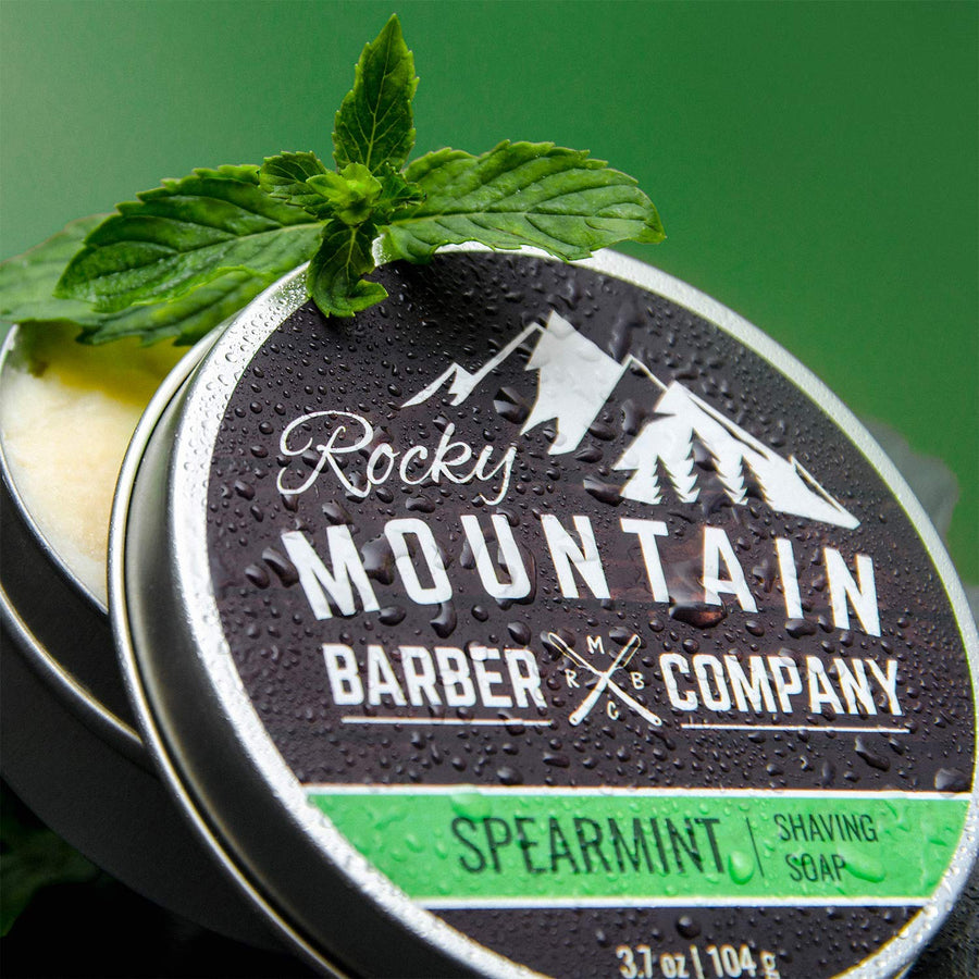 Shaving Soap | Spearmint