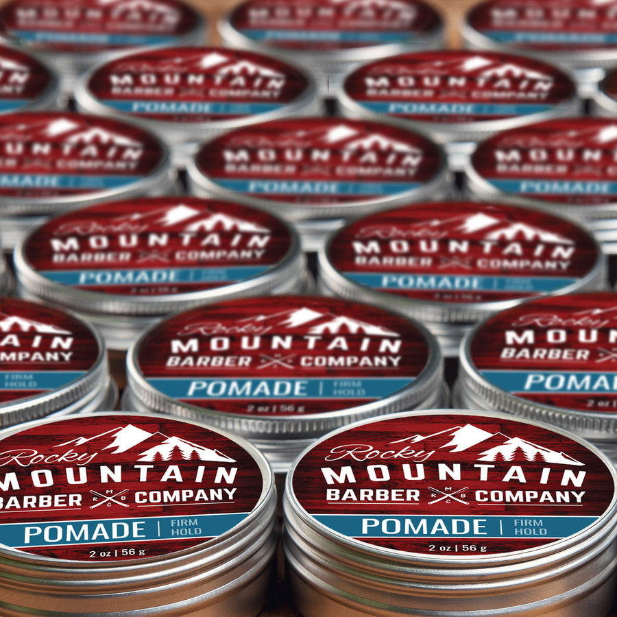 Hair Pomade | 2 oz
