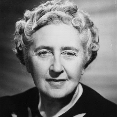 Murder, Passion and Squares to the Nodes: Agatha Christie
