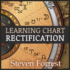 The Craft of Chart Rectification – Forrest Astrology