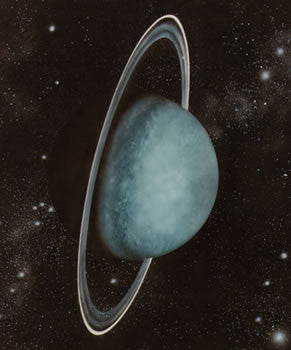 Transiting Uranus Through the Twelve Houses
