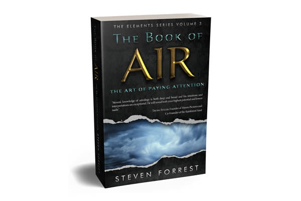 The book of air by Steven Forrest