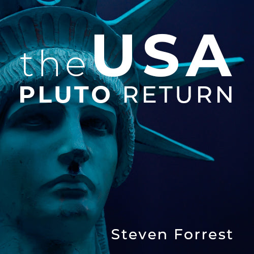The USA Pluto Return