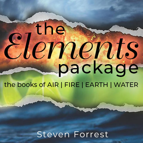 The Elements Book Package Set