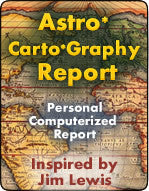 Astro Cartography Report