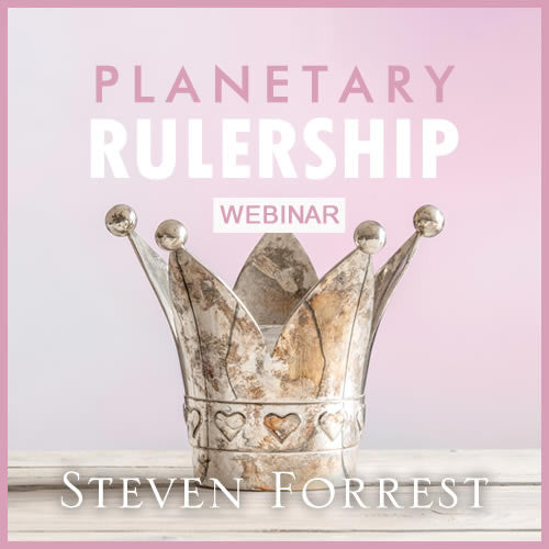 Webinar: Planetary Rulership