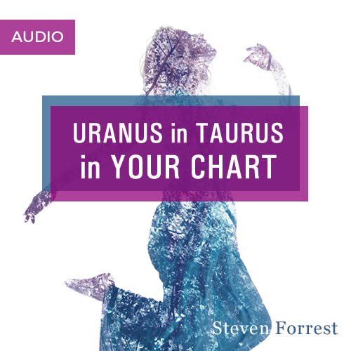 Uranus in Taurus in Your Chart