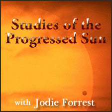 Studies of the Progressed Sun