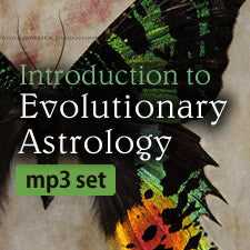 Introduction to Evolutionary Astrology mp3 set