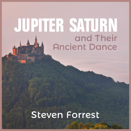 Jupiter Saturn and Their Ancient Dance
