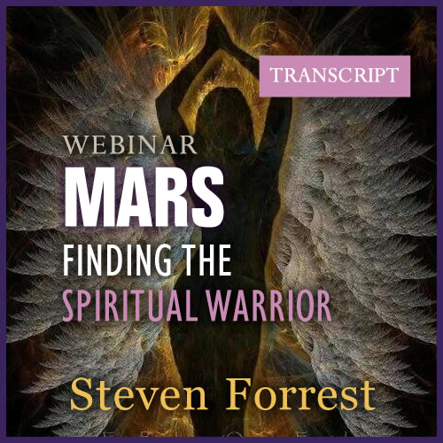 Mars and the Spiritual Warrior Transcript