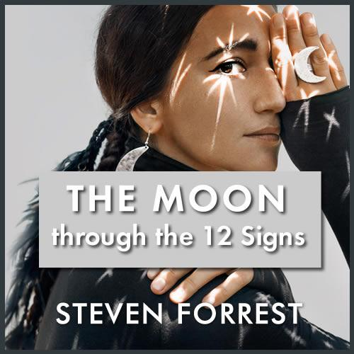 The Moon through the 12 Signs