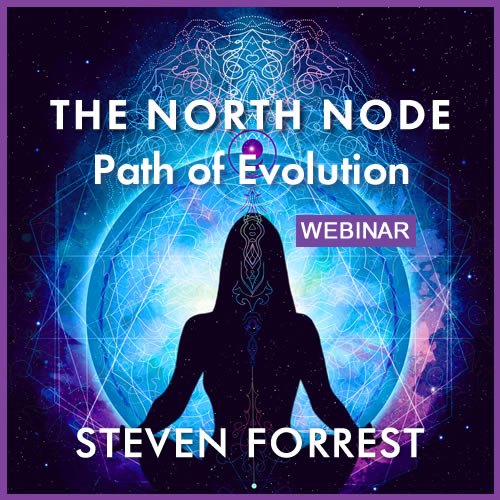 Live Webinar: The North Node Path of Evolution