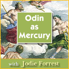 Odin as Mercury