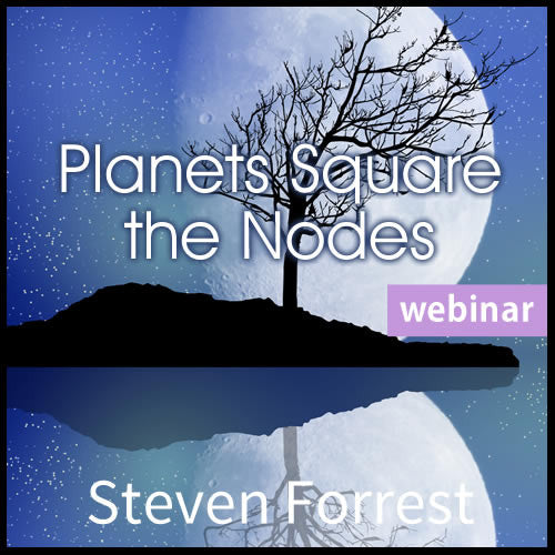 Webinar: Planets Square the Nodes