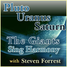 Pluto Uranus Saturn The Giants Sing Harmony