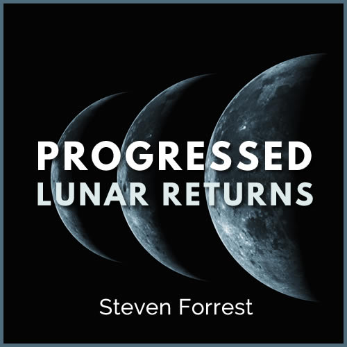 Progressed Lunar Returns