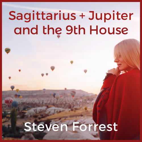 Jupiter, Sagittarius, and the 9th House