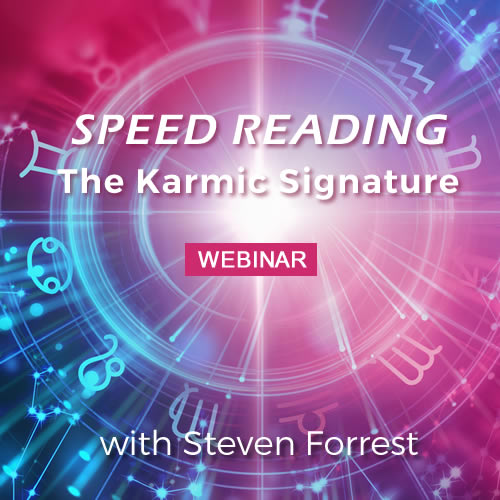 Speed Reading the Karmic Signature