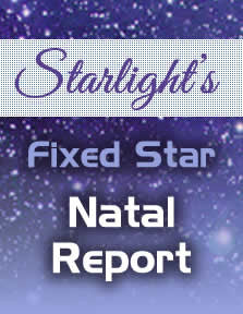 Fixed Star Natal Report
