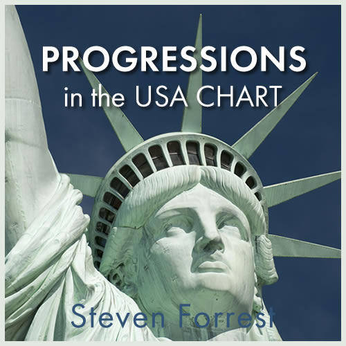 Progressions in the USA Chart