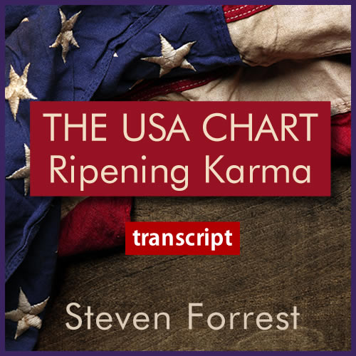 Transcript: The USA Chart - Ripening Karma