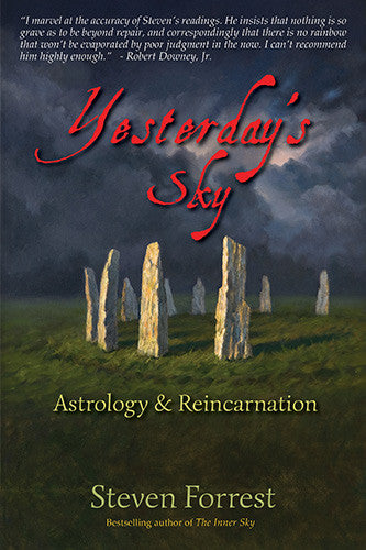 Yesterday's Sky Reincarnation and Astrology