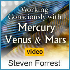 Working Consciously With Mercury Venus and Mars