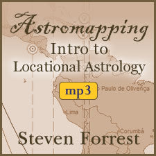 Astromapping Intro To Locational Astrology