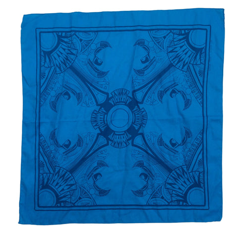 Azure Egyptian- Exclusive Bandana