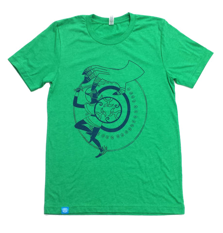 The Hand that Feeds - Legend of Zelda inspired shirt