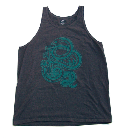 Unisex Tank Top - Charcoal
