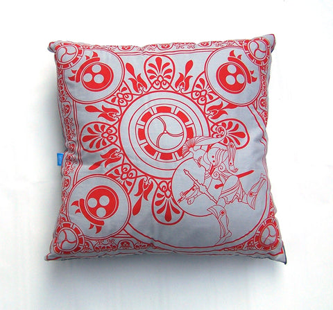 Bandana Pillow - Hunter from the Sky/ Super Metroid
