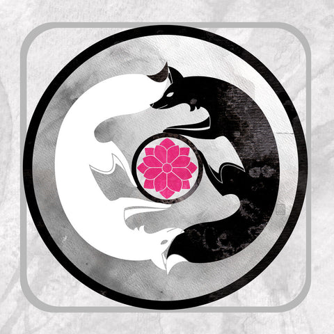 Kitsune Yin Yang - Friend or Foe