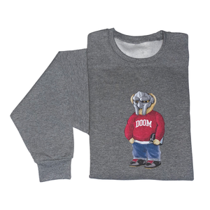 LO-DOOM Crew Neck Sweater