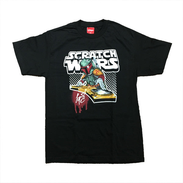 Scratch Wars - Boba Fett