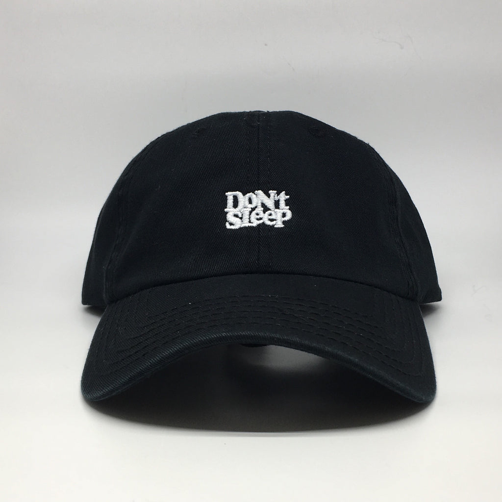 Don't Sleep - Dad Hat